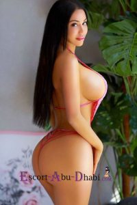 Outcall Escort Model Abu Dhabi